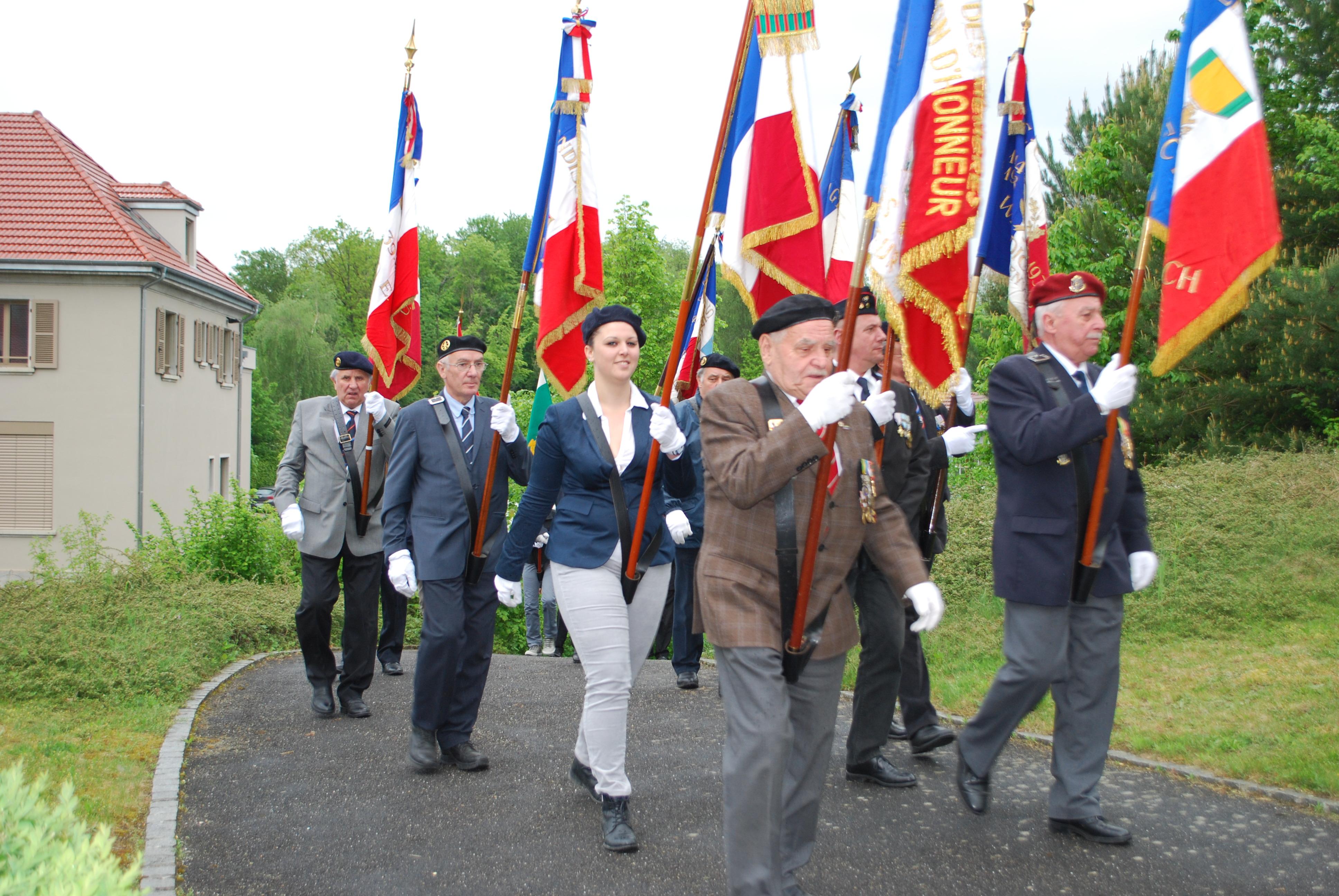 portes-drapeaux